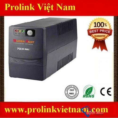 Bộ Lưu điện Prolink 2000VA offline/PRO2000SFC/SFCU