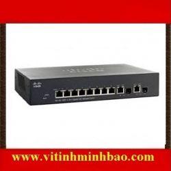 Cisco SG300-10PP