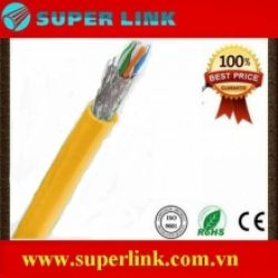 Cáp Mạng internet Cat 5E SFTP Superlink