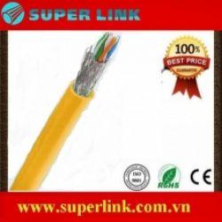 Cáp Mạng internet Cat 5E SFTP Superlink
