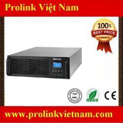Bộ lưu điện Prolink 20KVA Racmount vào 3 pha ra 1 pha Model PRO83120RS
