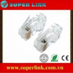 Đầu RJ45 Superlink cat 5e